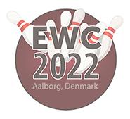 EWC2022 – European Women Championship 2022, Aalborg, Denmark Logo